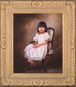 Oil Portraits of Children