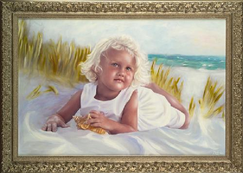 """Oil Portraits"" ""Lake Charles"" ""Baton Rouge"" ""Shreveport"" ""New Orleans"" ""Birmingham"" ""Huntsville"" ""Memphis"" ""Fairhope"" ""Point Clear"" ""Gulf Shores"" ""Charlotte"" ""Myrtle Beach"" ""Key West"" ""Tampa"" ""Beach Oil Portraits, Beach Paintings, Beach Portrait, WPB, West Palm Beach"
